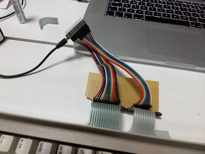 Converting IBM Wheelwriter to USB Keyboard – Random Notes